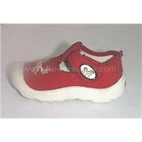 Childrens cloth shoes 312-002