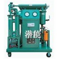 ZY series high effective vacuum oil purifier