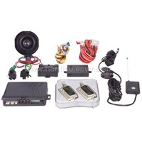 Two way car alarm system ( No.: FE-84C )