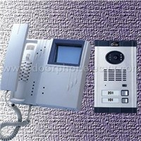 Video door phone for villa(alarm function)