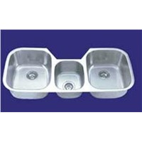 Stainless Steel Sink (No-1180C)