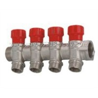 Manifold with Stop Valve
