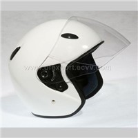 Open Face Helmet (DOT)