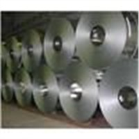 Cold Rolled Steel Strips in Coils