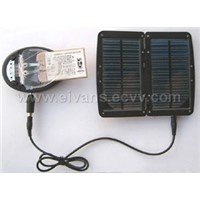 MULTI-FUNCTIONAL BATTERY CHARGER (Powered by Solar Charger)