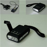 Multi-function Recharge LED Flashlight