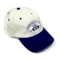 cotton twill golf hat