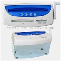 3 IN 1 Paper Shredder SZC-215K