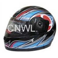 Supply Fresh Graffic Full Helmet with Lowest Price
