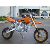 All Alloy Dirt Bike with Adjustable Fork