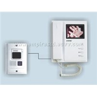 Single Video Door Phone System