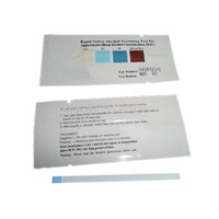 Rapid Alcohol Tester Strip