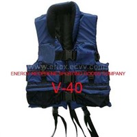 USCG (UL) Approved Life Vests