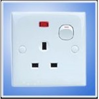 Covered Socket-86 Switch Socket