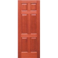wooden doors and wooden panels