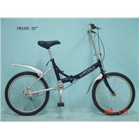 20inch Shaft Folding Bike
