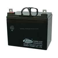 Sealed Lead Acid Battery(12V33Ah)