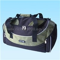 Stylish Duffle Bag with Adjustable Shoulder Strap Available