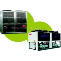 Air-Cooled Water Chiller and Heat Pump