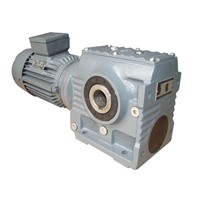 S Series Helical-worn Geared Speed Reducer