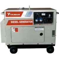 Air -cooled diesel generator set