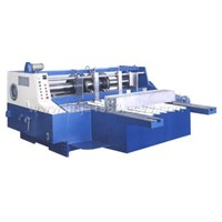Auto Rotary Scoring Slotting Machine (Vacuum System)