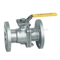 high platform float ball valve