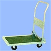 PLATFORM HAND TRUCK and TOOL CART and WHEEL BARROW