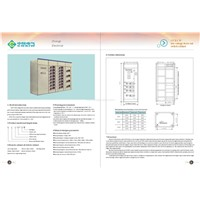GCK-W Type Low Voltage Draw-out Switch Cabinet