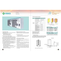 MNS Type Low Voltage Draw-out Switch Cabinet