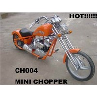 mini choppers and mini motorcycles