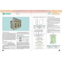 KYB28A-12 Type AC Steel-clad Mid-ship Metal Enclosed Switchbox