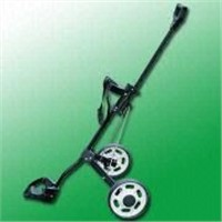 Manual Push / Pull Golf Trolley