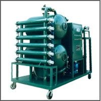 ZYD series two-stage vacuum oil purifier