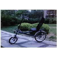 Advanced Bike (Recumbent Bike)