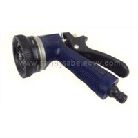 Zinc Alloy 8-Pattern Spray Gun Garden Tools