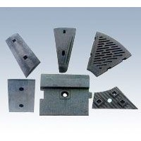 grinding alloyed casting steel