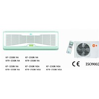 split wall mounted air conditioner with remote cotroller