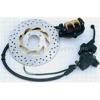 Hydraulic Disc Brake Assembly