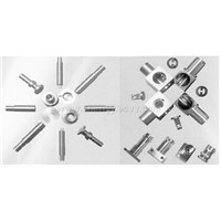 Processing Metal components--Nickel plated components