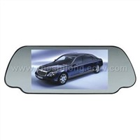 Rearview Mirror 7inch TFT LCD Monitor