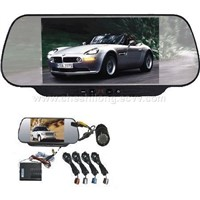 Rearview Mirror 6inch TFT LCD Monitor