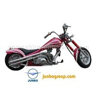New 4 stroke mini chopper