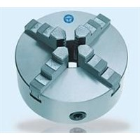 K12 Series Cylinder Center Mounting Four-jaw Self-centring Chucks