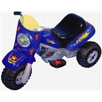 Toys Flying Gear Ride- On Car