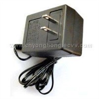 AC / DC Adapter / Adaptor in EI-35 Type with UL Plug