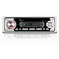 Car CD/Mp3/WMA Receiver with Motorize Slide-down Panel