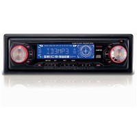 Car CD/MP3/WMA Player with Flip-down panel
