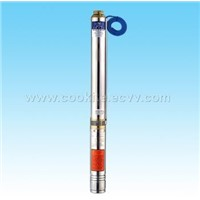 deep well pump, 4inch,oil immersible