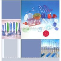 PET bottle molding and plastic products